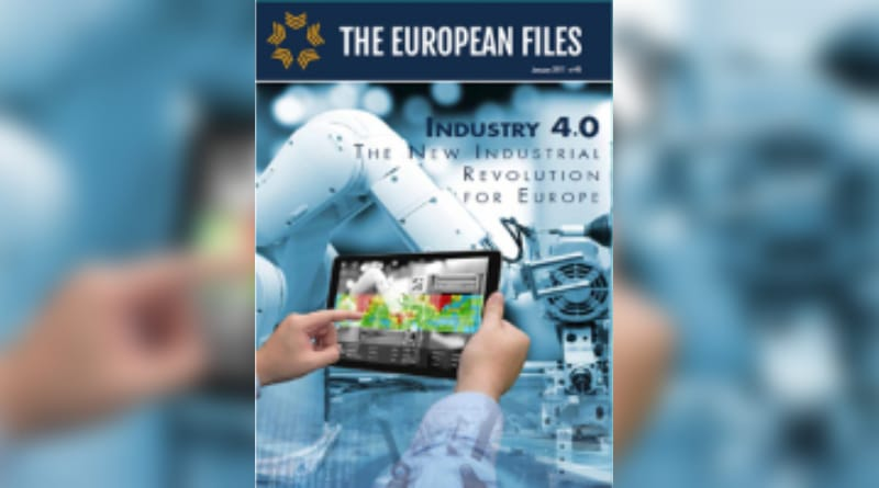 Industry 4.0, The new industrial revolution for Europe