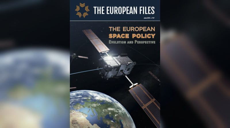The European Space Policy, Evolution and Perspective - The ...