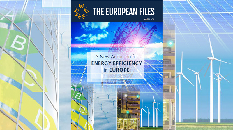 A New Ambition For ENERGY EFFICIENCY in EUROPE