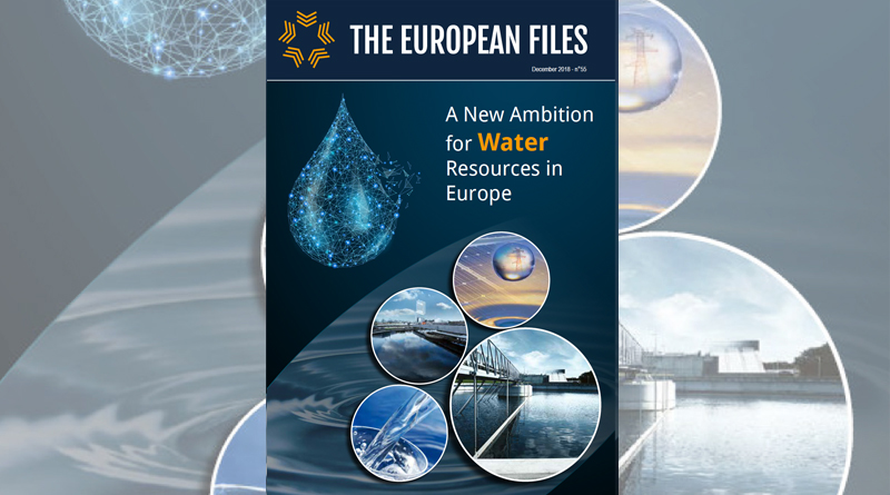 A New Ambition for Water Resources in Europe
