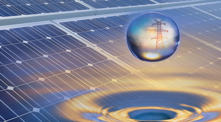 The role of water in the EU clean energy transition