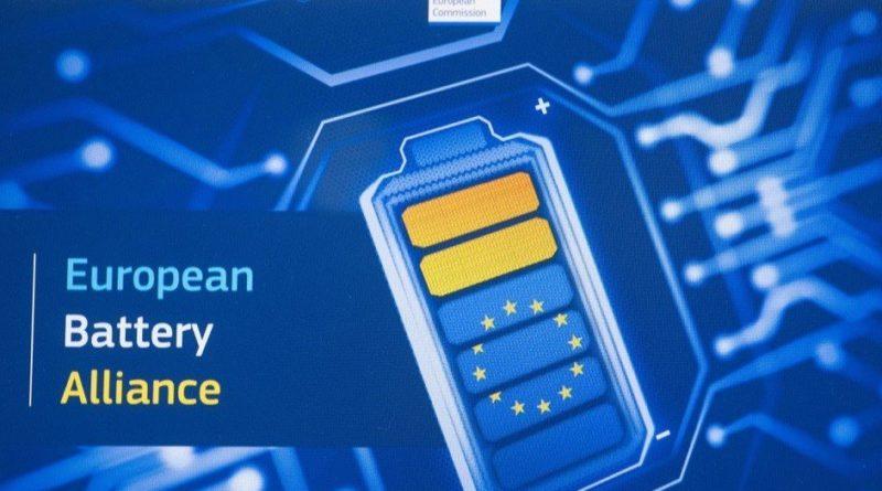 European Battery Alliance: a concrete European industrial