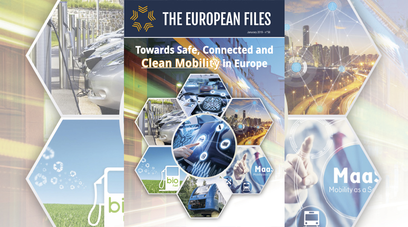 Towards Safe, Connected and Clean Mobility in Europe