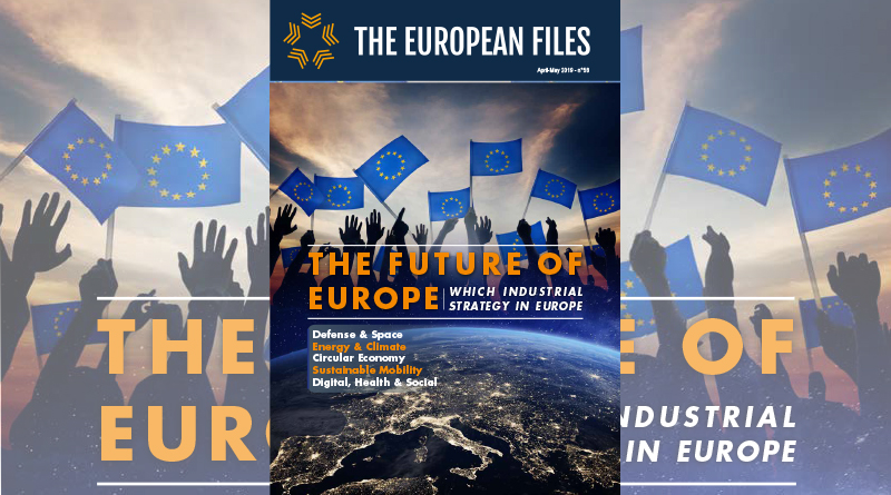 THE FUTURE OF EUROPE-Issue-58