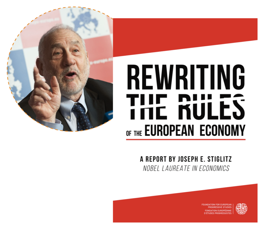 Rewriting the rules of the European Union. By Joseph Stiglitz
