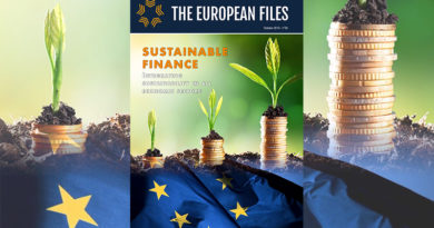 Sustainable Finance Integrating sustainability in all economic sectors