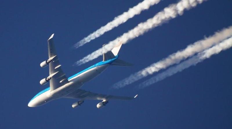 Air plane - Low Carbon - Green Deal - ETS