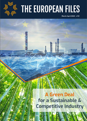 A Green Deal for a Sustainable & Competitive Industry