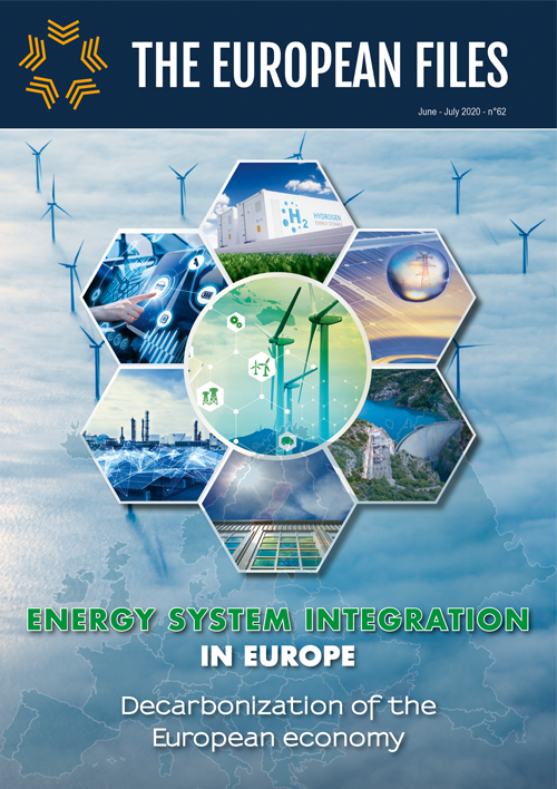 Energy system integration in Europe Decarbonization of the European economy