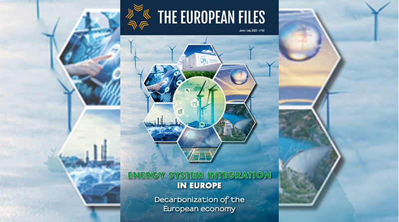 Energy system integration in Europe - Decarbonization of the European economy
