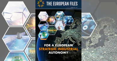 For a European strategic industrial autonomy