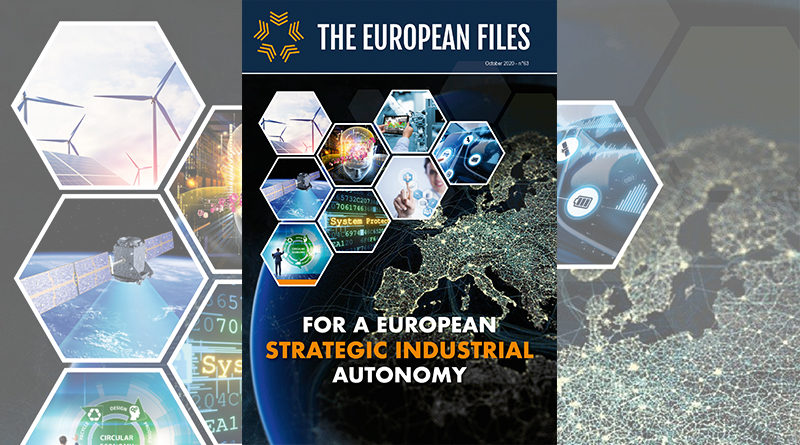 For a European strategic industrial autonomy