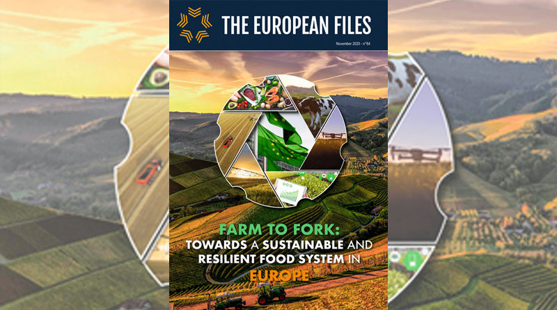 Farm to Fork: Towards a sustainable and resilient food system in Europe