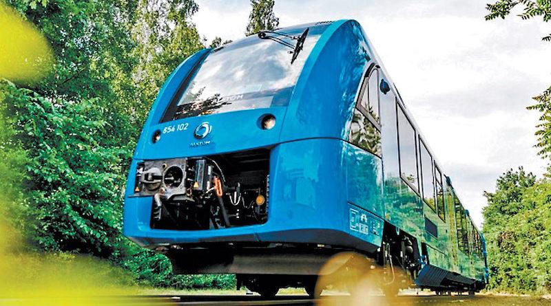 Alstom - Hydrogen