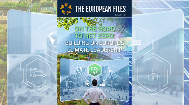 ON THE ROAD TO NET ZERO: BUILDING ON EUROPE'S CLIMATE LEADERSHIP